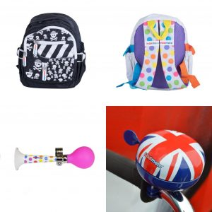 Backpacks, Bells & U-Hoots!